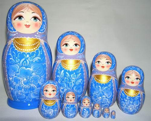 Русские матрешки, сувениры, подарки купить