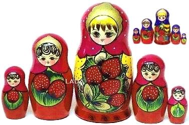 матрешки русские фото